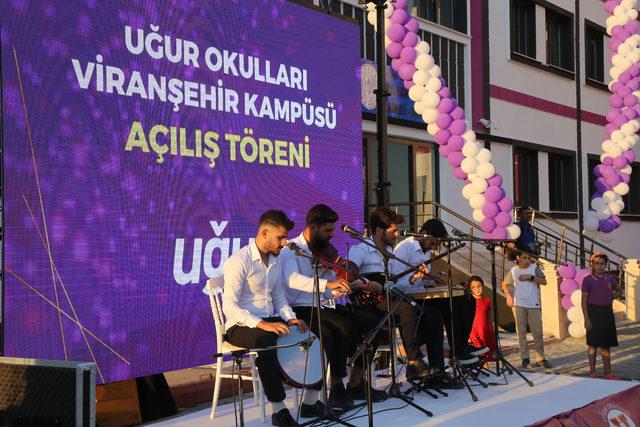 Uğur Okulları Viranşehir Kampüsü açıldı
