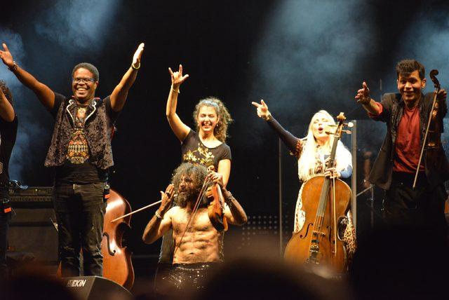 Ara Malikian'dan İzmir Fuarı'nda konser