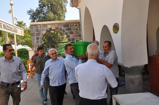 Afyon Şeker Fabrikası Ziraat Müdürü Mehmet Ünlü'nün acı günü