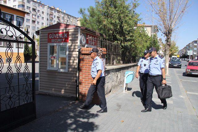 Kayseri'de okullarda gıda denetimi