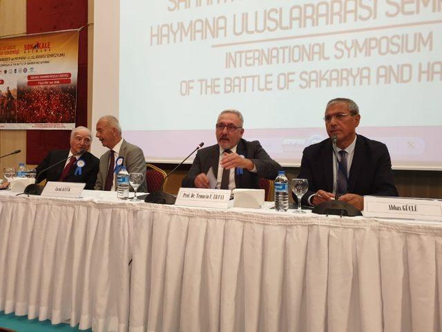 Sakarya Meydan Muharebesi ve Haymana Uluslararası Sempozyumu