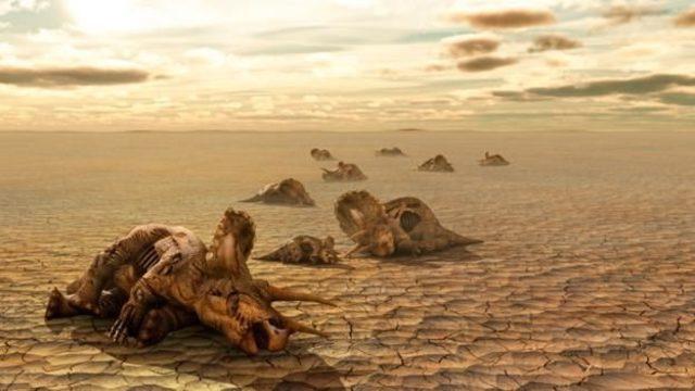 Dinozorların ölümü
