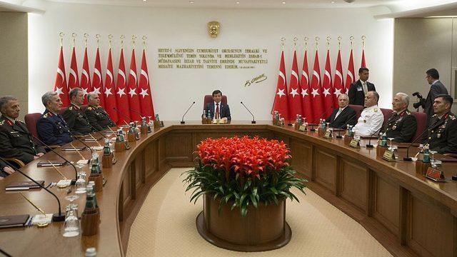 Başbakanlık Ahmet Davutoğlu