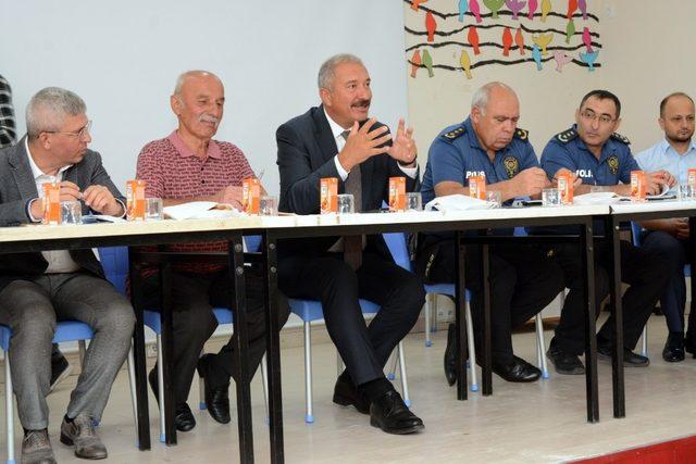 Tokat'ta, emniyet kemeri takma oranı yüzde 90'a çıktı