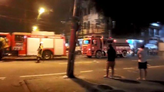 Brezilya'daki hastane yangınında ölü sayısı 11'e çıktı