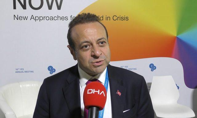 Egemen Bağış ile AP milletvekili arasında 'demokrasi' polemiği