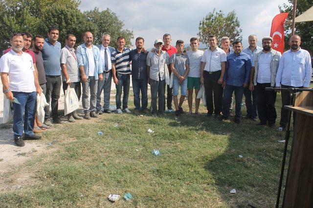 5. Manyas Süt Ürünleri Festivali sona erdi