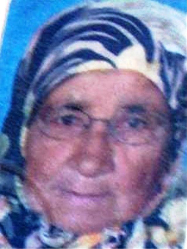Yaşlı kadın evinde ölü bulundu