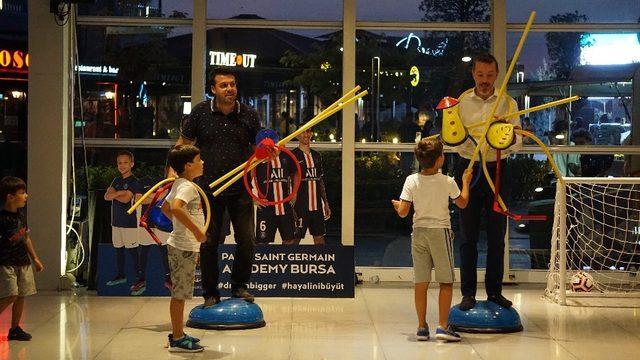 Bursa'da yetenek avına çıkacaklar