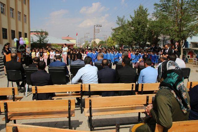 Varto'da İlköğretim Haftası etkinlikleri