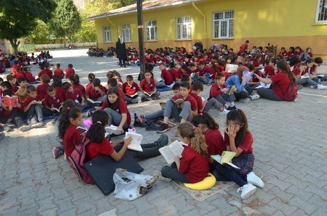 Boyabatlı öğrencilerden örnek proje
