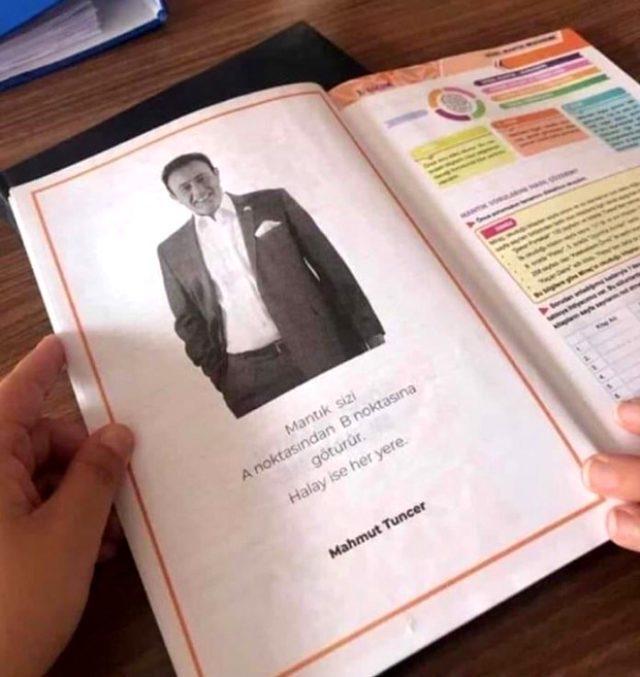 Mahmut Tuncer: Mantık A noktasından B noktasına götürür başka nereye götürecek ki?