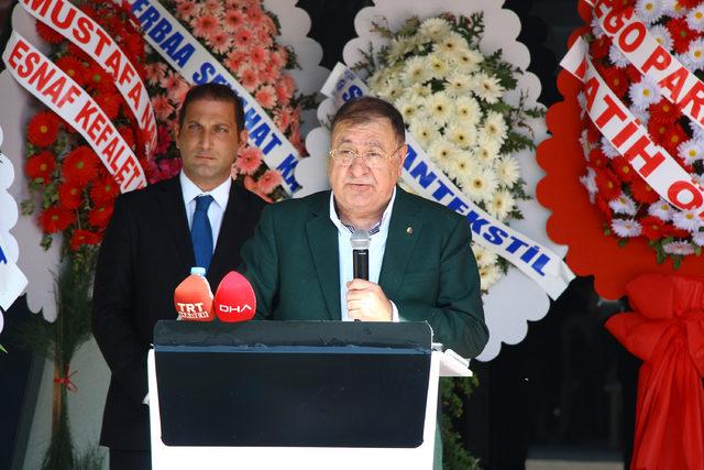 Tokat'ta rahatsızlanan Hisarcıklıoğlu, Ankara'ya döndü