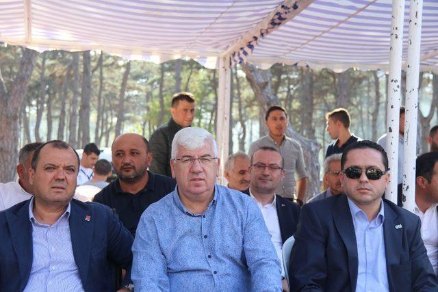 Başkan Yüksel, Ergene Samsunlular Derneği pikniğine katıldı