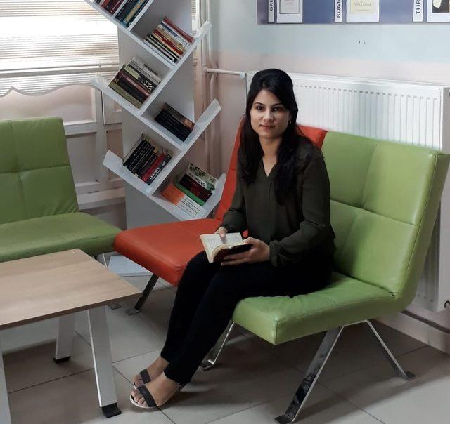 """Tokat'ta,"""" Kitaplarımızı paylaşıyoruz, kültürümüzü şekillendiriyoruz"""" projesi"""