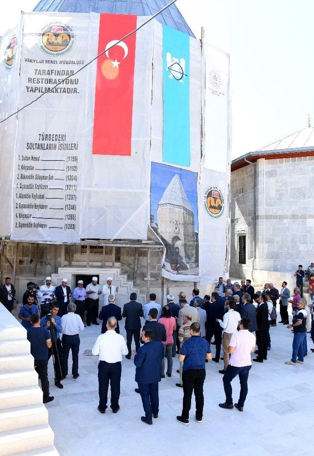 Miryokefalon Zaferi'nin 843. Yıl Dönümü kutlamaları başladı