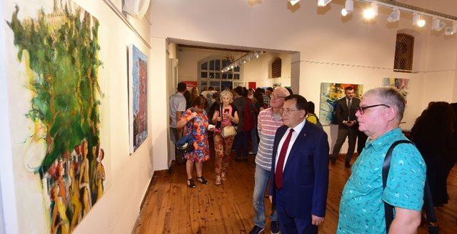 3. Art Trabzon Ulusal Resim Çalıştayı Sergisi
