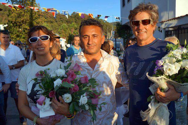 Marmarisli çift, 14 metrelik yelkenli ile 5 yılda dünya turunu tamamladı