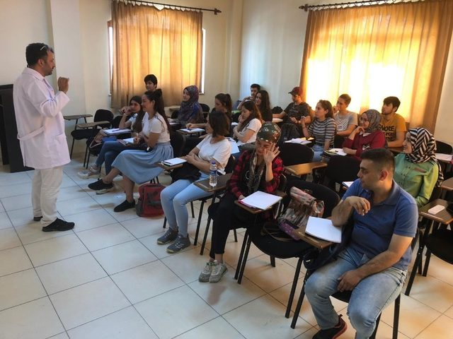 Kepez'in YKS hazırlık kursları başladı