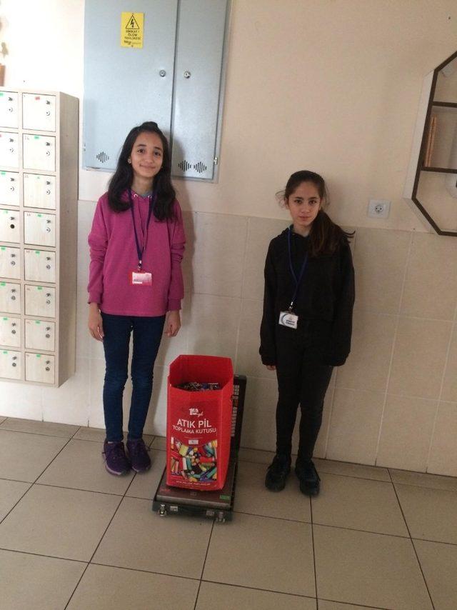 Kepez'den çevreci projeye destek
