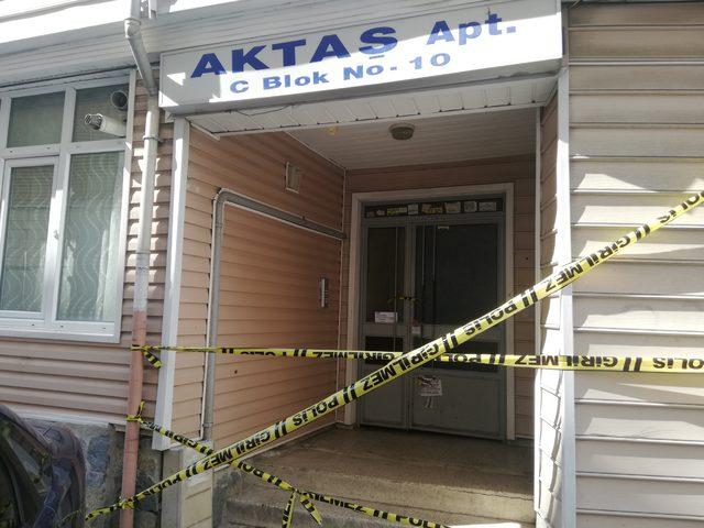 Silivri'de bir bina ile cami mühürlendi