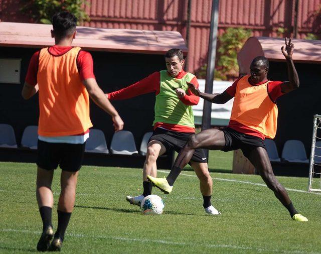 Gençlerbirliği, Galatasaray maçı hazırlıklarına başladı