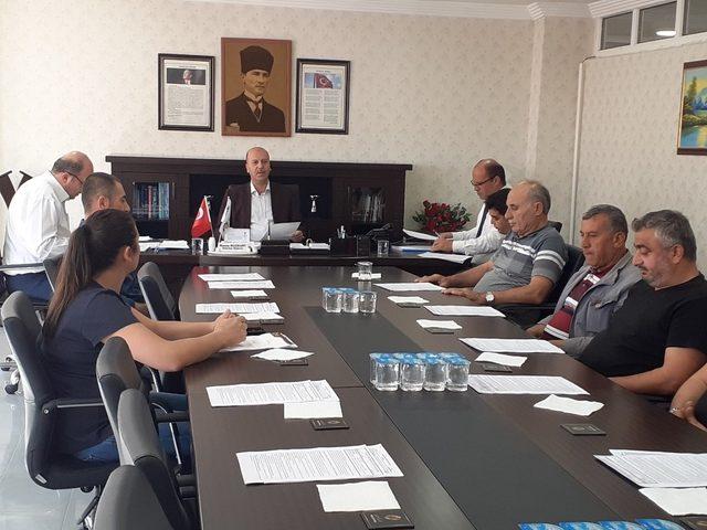 Şuhut Belediyesi Ekim ayı Meclis Toplantısı