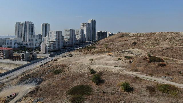 (Havadan fotoğraflarla) CHP'li belediyeye