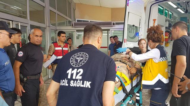 Amanoslar'da askeri araç devrildi: 2 şehit, 5 yaralı (2)