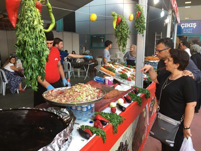 Gaziantep lezzetleri İzmit'te