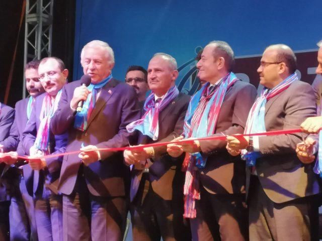 Yenikapı miting alanında 11. Trabzon günleri başladı