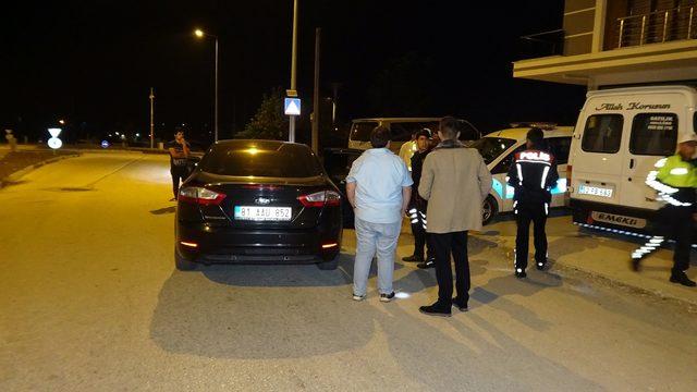 Alkollü sürücü polis uygulamasından kaçtı, yunus ekipleri yakaladı