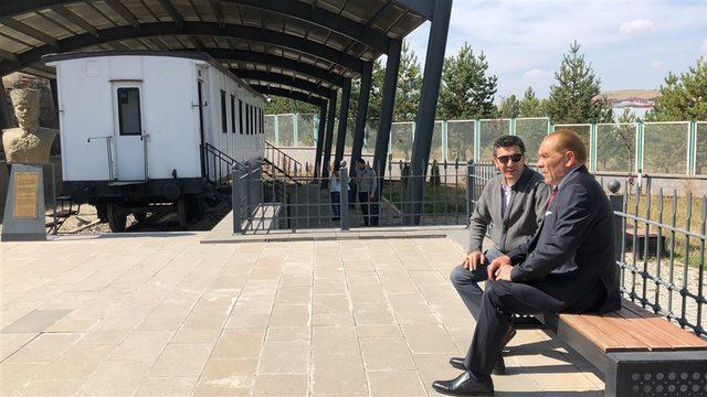 Kars'ta 'Atatürk' klibi çekiliyor