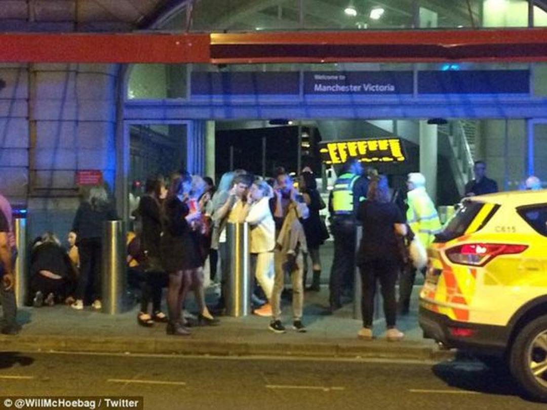 Manchester polisinde