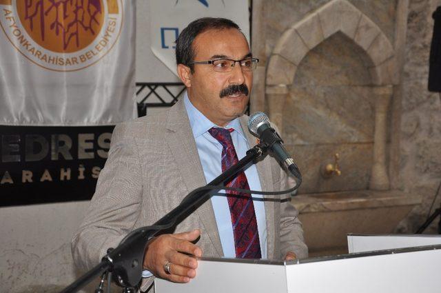 Afyonkarahisar'da 'Mimarlar Haftası' kutlamaları