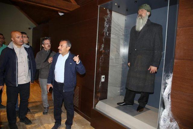TÜRSAB heyetinden Tunceli ziyareti