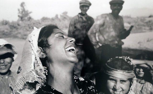 Hitler'in zulmünden kaçan Albert Eckstein'in Anadolu izlenimlerini anlatan fotoğraf sergisi açıldı