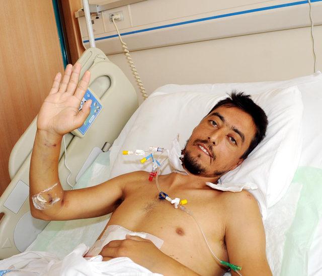 O eş konuştu: Ciğerim sızladı, ancak ciğerini isteyerek vermedi