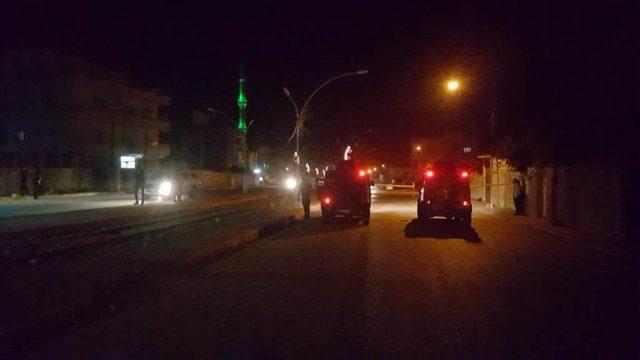 Suriye'den atılan 9 roket, Nusaybin'e düştü (2)