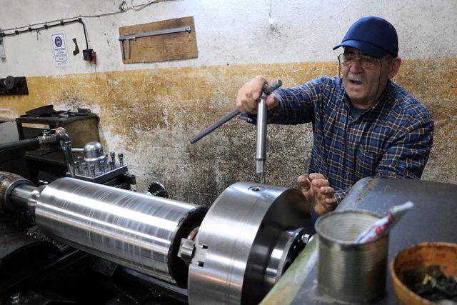 Yılın ahisi 100 metrekarelik iş yerini fabrikaya dönüştürüyor