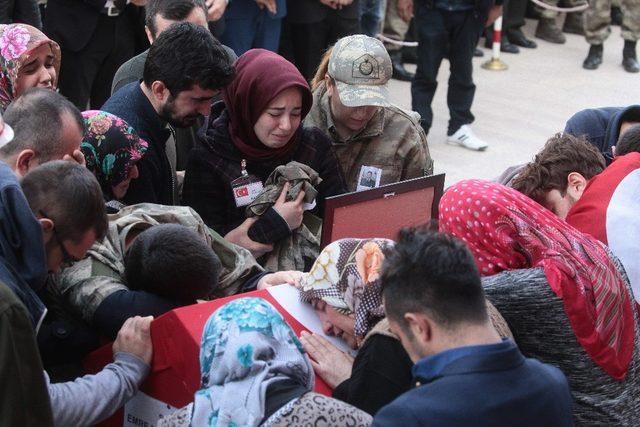 El Bab şehidinin babasından Barış Pınarı Harekatına destek