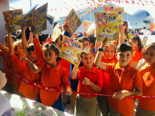 Bilgi Evleri, 'Konya Bilim Festivali'ne katıldı