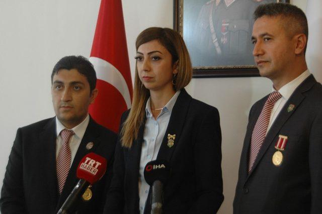 Şehit aileleri ve gazilerden 'Barış Pınarı Harekatı'na destek