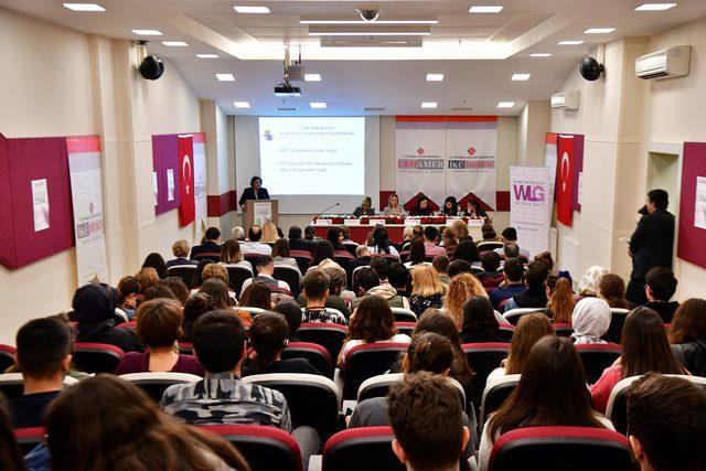Bakan Yardımcısı Turagay: Türkiye'de her 3 çalışandan sadece 1'i kadın