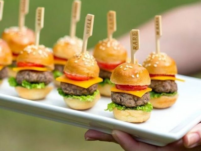 Mini Piknik Hamburgerleri