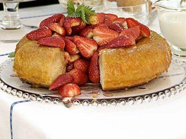 Mayalı Limonlu Kek