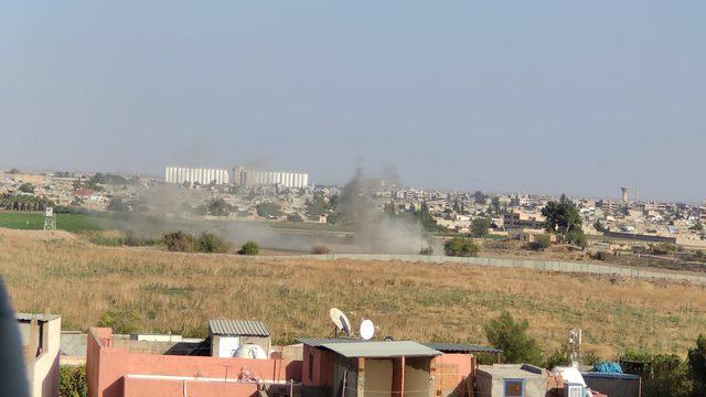 'Barış Pınarı Harekatı'nda 2'nci gün (6)