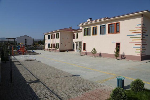 Tunceli'ye modern anaokulu