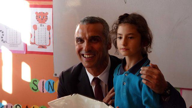 Erciş'te otizmli çocuklar için özel sınıf
