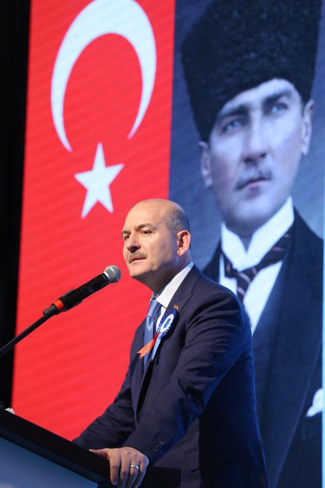 Bakan Soylu: PKK'yı alır DEAŞ'a üst üste koyar hepsini sileriz